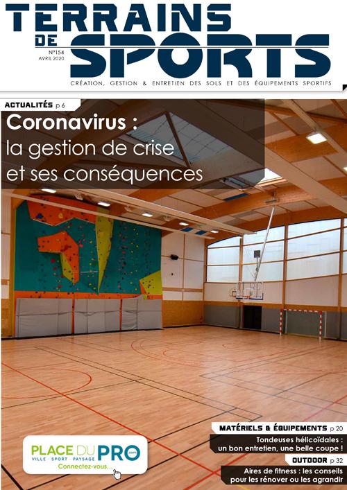 terrains de sports magazine